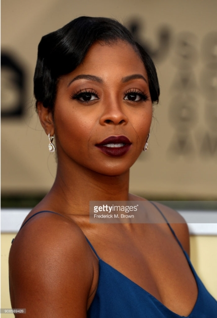 attends the 24th Annual Screen Actors Guild Awards at The Shrine Auditorium on January 21, 2018 in Los Angeles, California. 27522_017