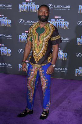 HOLLYWOOD, CA - JANUARY 29: Actor David Oyelowo attends the premiere of Disney and Marvel's 'Black Panther' at Dolby Theatre on January 29, 2018 in Hollywood, California. (Photo by Neilson Barnard/Getty Images)