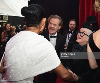 attends the 24th Annual Screen Actors Guild Awards at The Shrine Auditorium on January 21, 2018 in Los Angeles, California. 27522_007